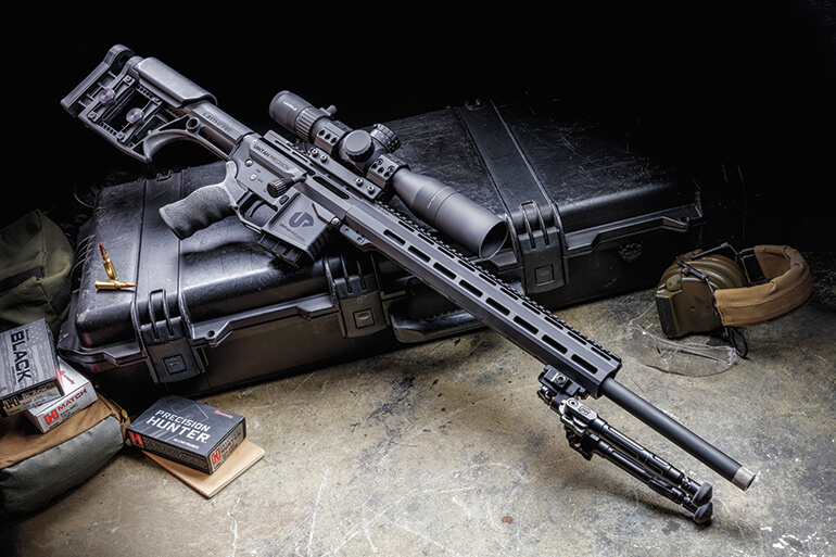 Uintah Precision UP 15 Rifle Review