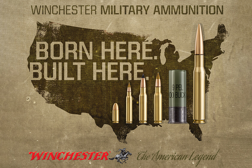 Winchester Ammunition Awarded U.S. Army Contract