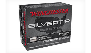 When it comes to ammunition for personal defense, the Winchester Silvertip Jacketed Hollow Point (JHP) is a time-tested, proven round.