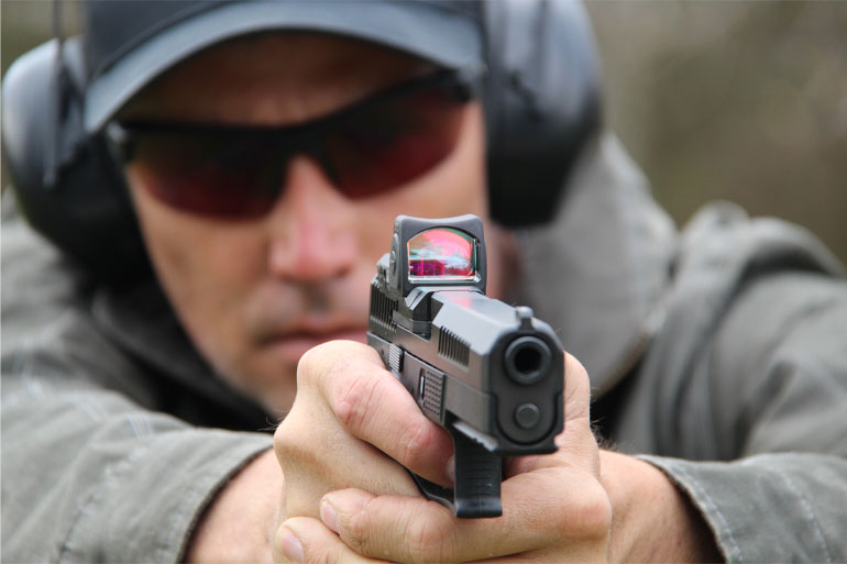 8 Great Red-Dot-Ready Pistols