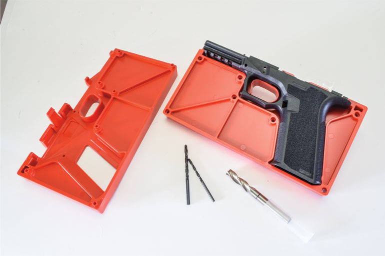 Brownells Polymer80 Kit for Glock Pistol Builds