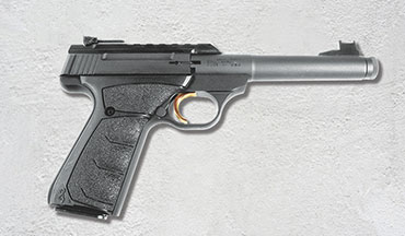 The Browning Buck Mark Plus Camper UFX Suppressor Ready would make a fine camping .22, as the name implies, or a nice small game gun thanks to its accuracy.