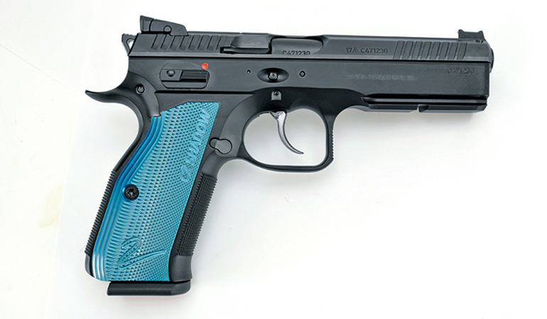 Inside CZ-USA's great new Shadow 2 competition gun.