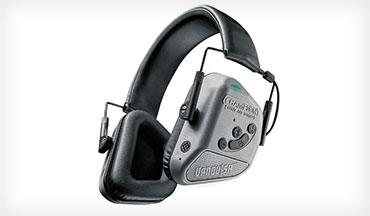 Champion's new Vanquish muffs are comfortable, effective and reasonably priced hearing protection.