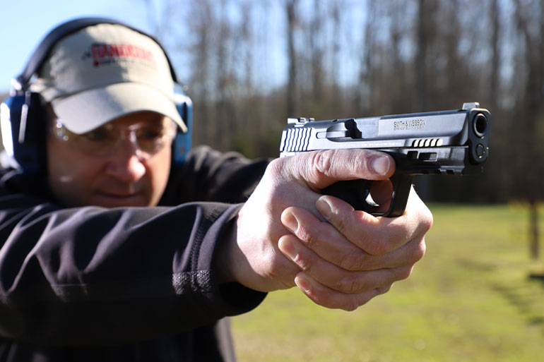 <p>The defensive handgun market is ripe with affordable, accurate and dependable choices, but...</p>