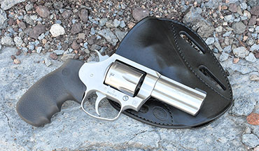 Ed Head reviews the Colt King Cobra Revolver.