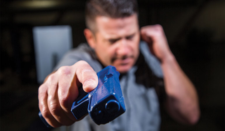 Your Empty or Malfunctioned Handgun Can Still Be a Weapon
