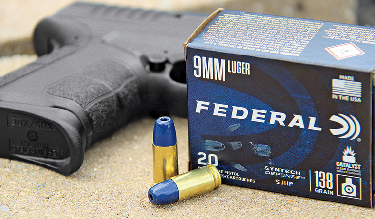 Federal Syntech Defense Ammo