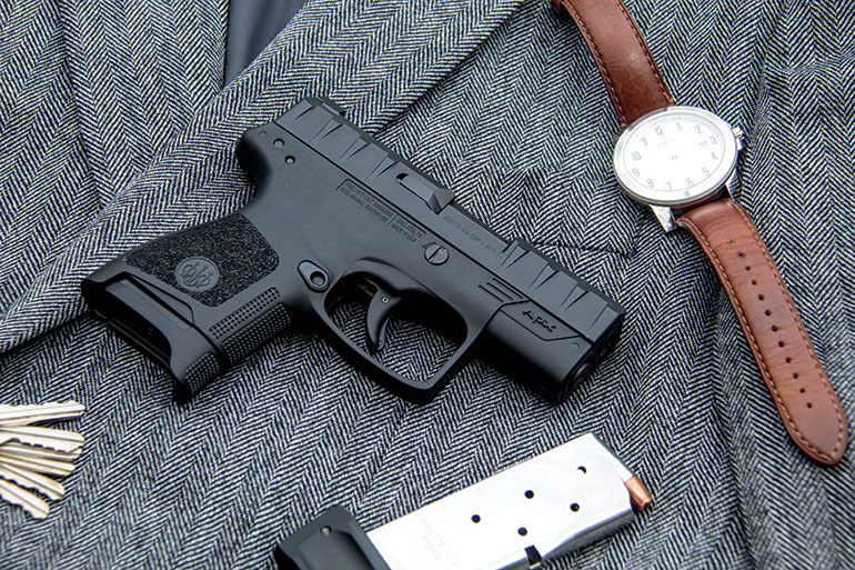 Beretta APX Carry 9mm Pistol Review