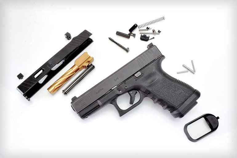 Rival Arms Glock Upgrades
