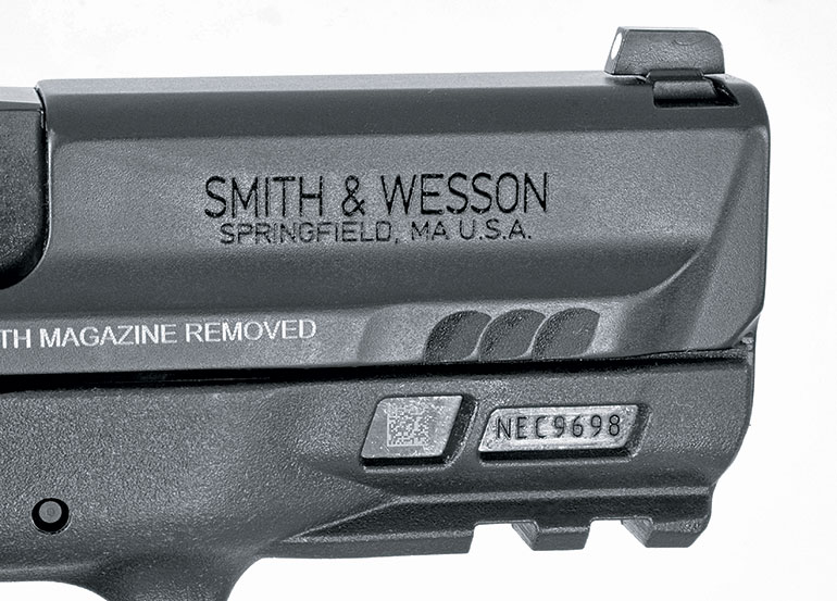 Smith & Wesson M&P M2.0 Subcompact
