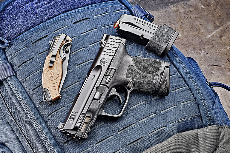 Smith & Wesson M&P M2.0 Subcompact Pistol Review
