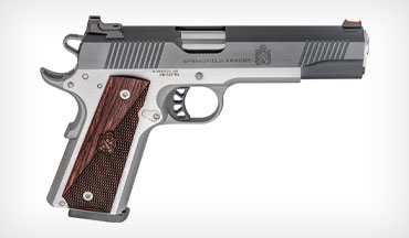 Now that the Springfield Armory Ronin 1911 is available in 10mm, there's a Ronin for any possible use you'd put a 1911 to.