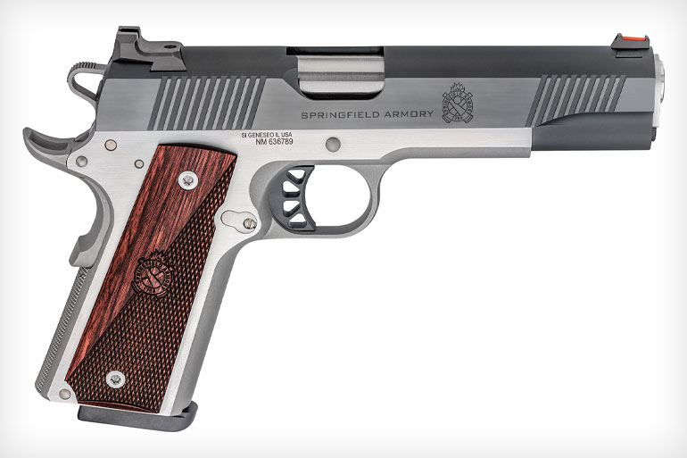 Springfield Armory 10mm Ronin 1911 Pistol: First Look