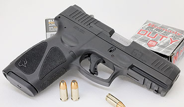 The Taurus G3 is a full-size version of the company's affordable striker-fired G Series.