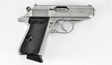 The iconic Walther PPK/S is back, and now it is made in the USA.