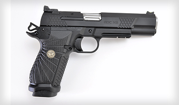 The Wilson Combat EDC X9L might be the high-cap single-action semiauto you've been looking for.