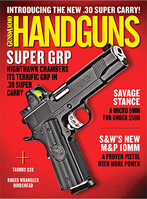 Handguns Magazine Current Issue