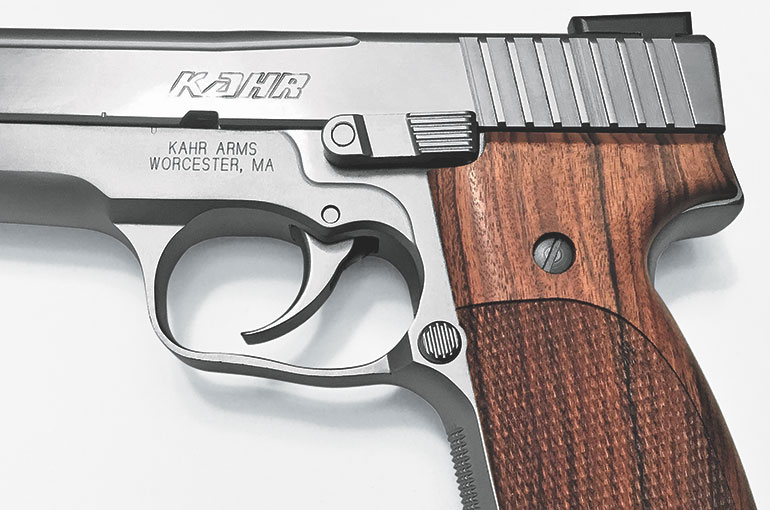 Review: Kahr T9 Elite