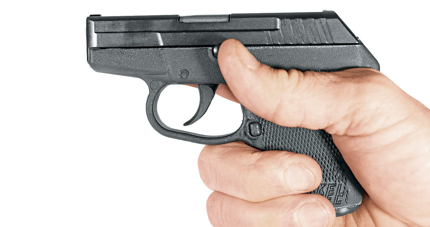 Review: The Kel-Tec P-32