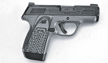 Kimber's new EVO SP might be the striker-fired 1911 everyone's been waiting for.