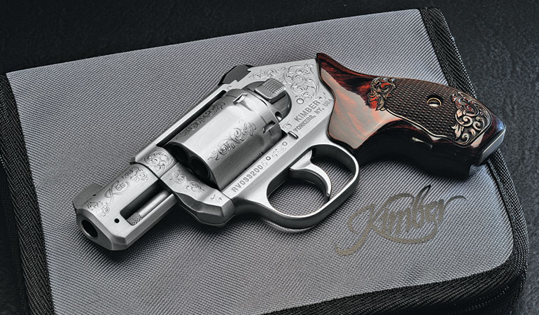 Handgun Beauties: Kimber K6S Classic Engraved