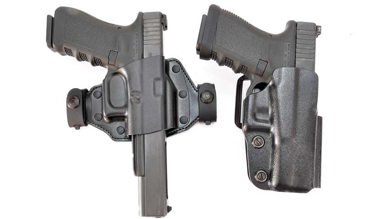 Kydex Holsters From Galco