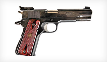 The G. Madore pistol has a sense of history and emotional attachment combined with excellent performance.