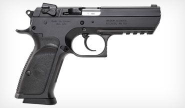 Magnum Research is bringing back the Baby Eagle, the little brother of the Desert Eagle, with the Baby Eagle III.