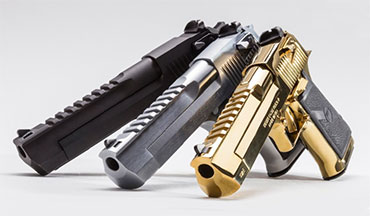 Magnum Research, Inc announced that as of 2019, all Desert Eagle pistols are now being produced in the United States.