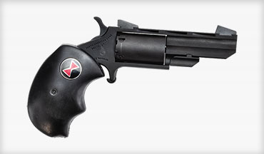 The new North American Arms True Black Widow is a lethal mini revolver.