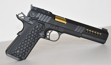 Ed Head reviews the Nighthawk Chairman 9mm.