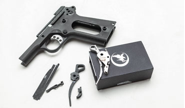 The new Nighthawk DTS 1911 trigger is easy to install and can do wonders for your favorite pistol.