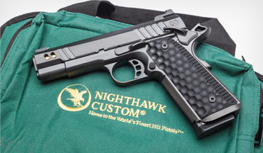The Nighthawk Custom Vice President is an outstanding example of what a 1911 can be.
