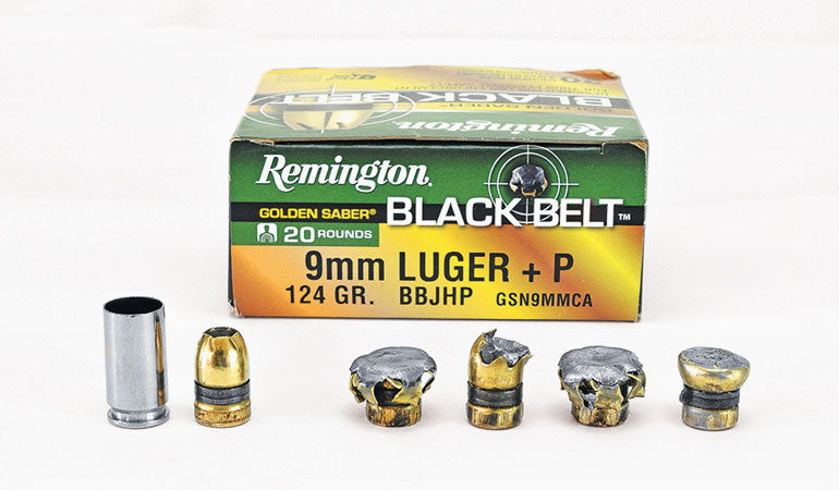 Remington's newest defense load is now available commercially.