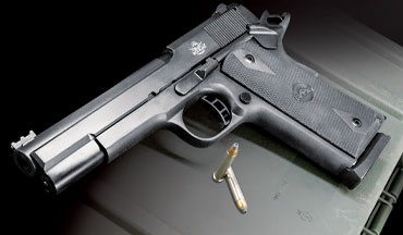 Rock Island Armory's XT 22 Magnum is affordable to shoot, reliable and accurate.