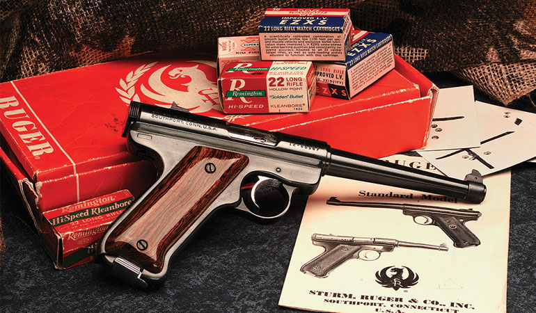 Thanks to the genius of Bill Ruger, Ruger's .22 pistol will be a favorite for decades to come.
