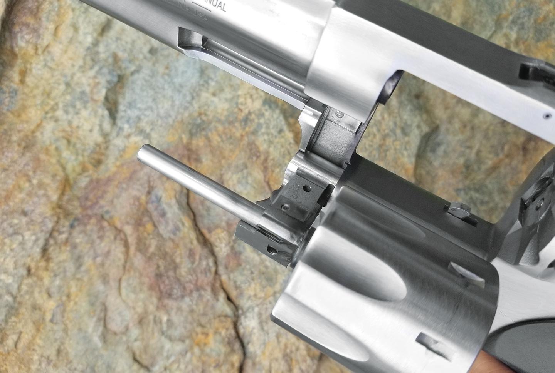 Review: Ruger GP100 7-Shot  357 Magnum