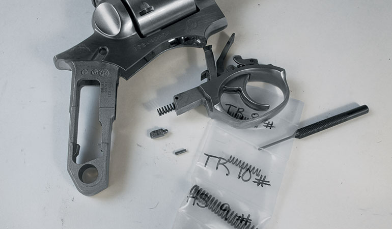 Ruger GP100 DIY Upgrade