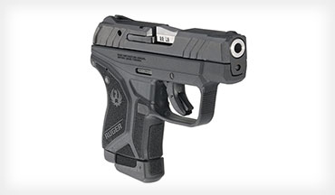 The latest in Ruger's LCP lineup is a small, easy to operate semiautomatic .22.