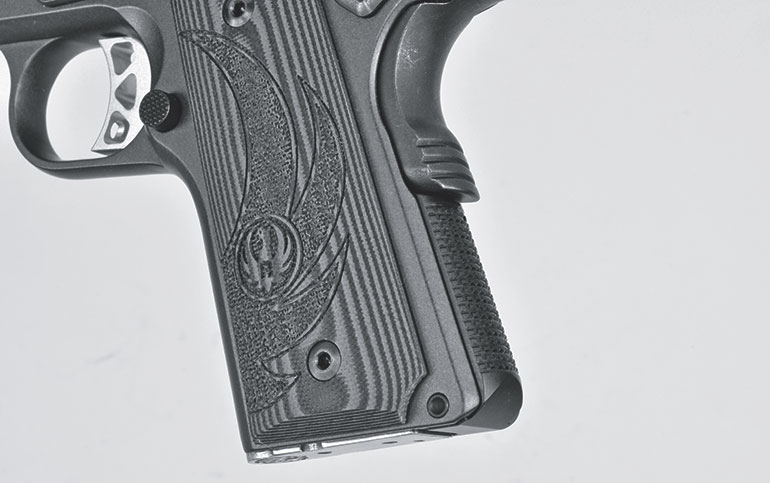 Ruger SR1911 Officer-Style 9mm Review