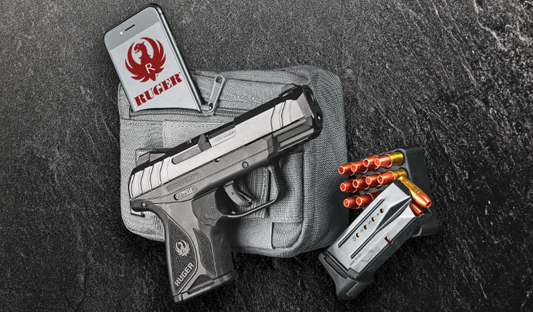 The Ruger Security 9 Compact 9mm (model # 3818) is a shootable, dependable gun with a low price tag.