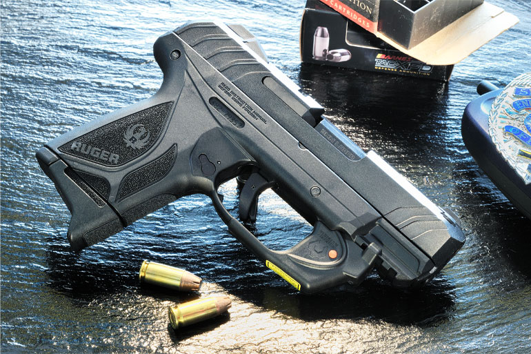 Ruger continues to produce top-quality, reasonably priced firearms for sporting and defense uses, and the Security-9 Compact with the Viridian Laser is one of them.