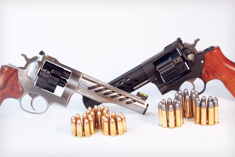 Ruger Super GP100 Competition Revolver Review