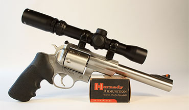 This big double-action revolver/cartridge combination is a great blend of power and shootability.
