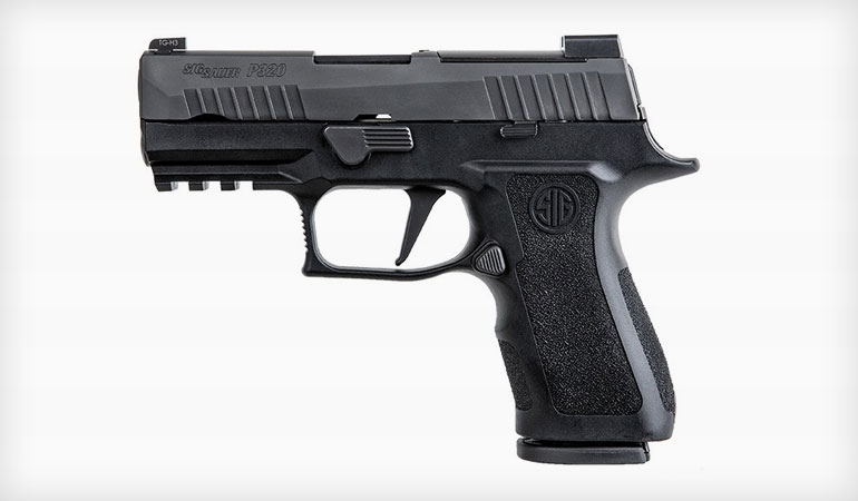 Now Available: SIG SAUER P320 XCOMPACT