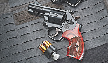 With Smith & Wesson's M19 Carry Comp, the sequel is better than the original.