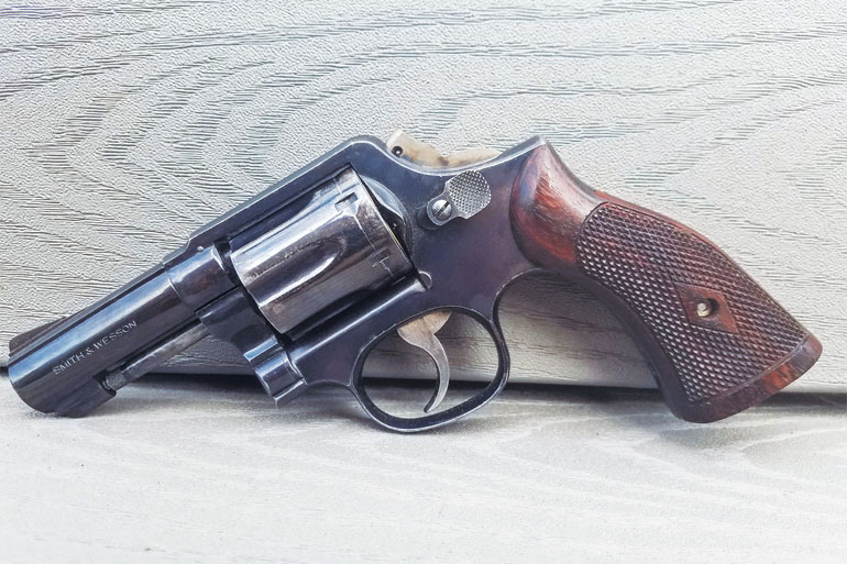 Smith & Wesson Model 13 Revolver