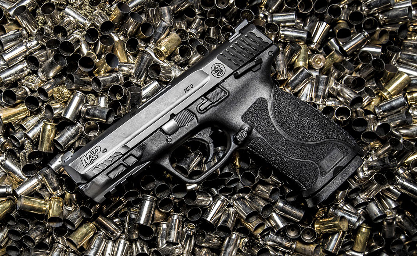 Smith & Wesson Corp. announced the expansion of its line of popular M&P semi-automatic polymer pistols to include a M&P M2.0 Compact pistol, chambered in .45 Auto.