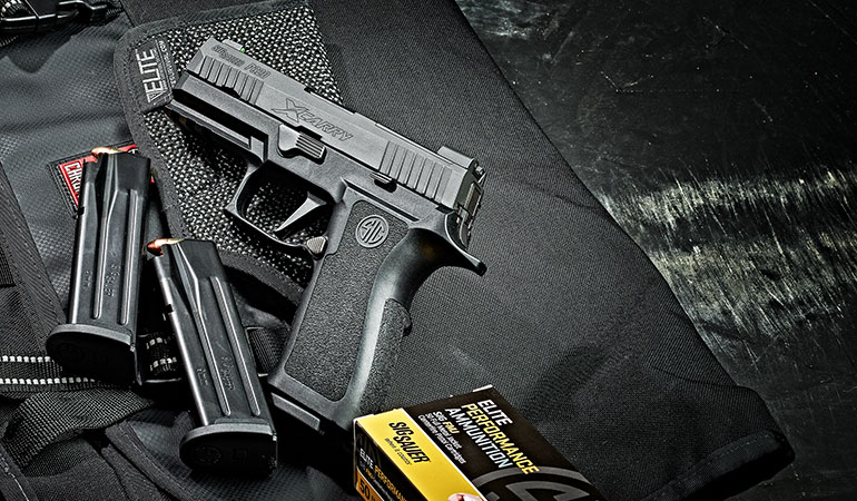 Review: Sig Sauer P-320 X-Carry